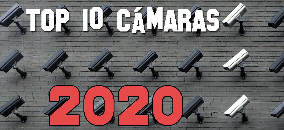 Top 10 Cámaras 2020