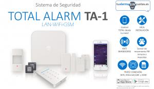 alarma total alarm ta-1