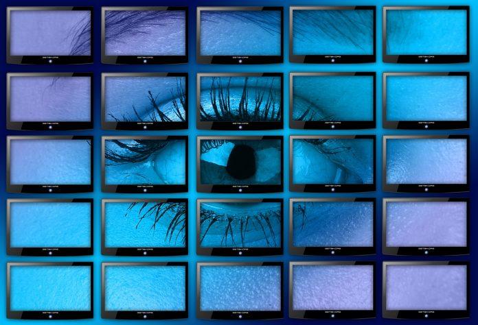 ojo en pantallas