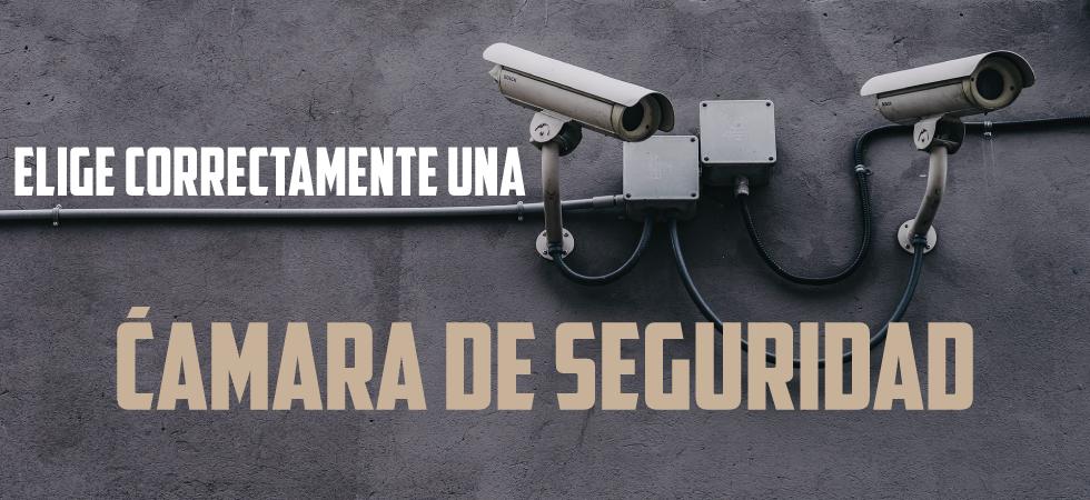 Elegir Cámara de seguridad