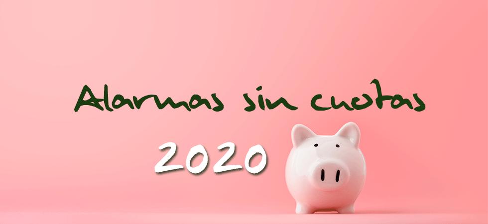 Alarmas Sin Cuotas 2020